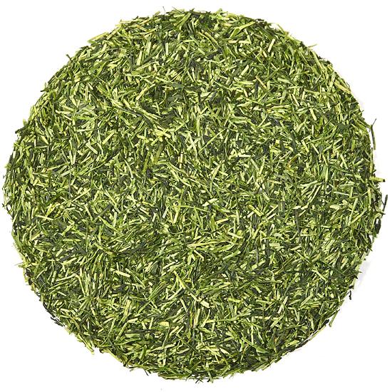 Green Kukicha green tea