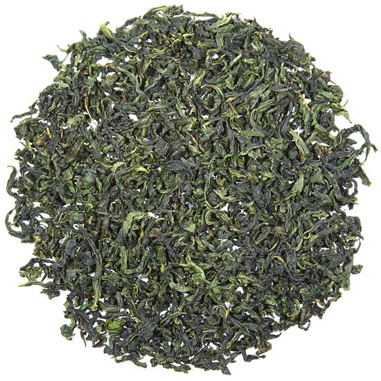 Baozhong oolong tea