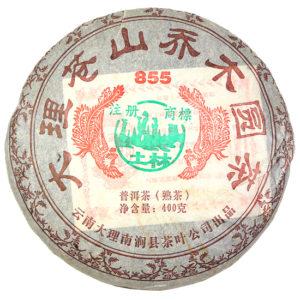 Nan Jian Sheng Pu-erh Beeng Cha