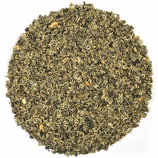 Jasmine Snow White Curls scented tea