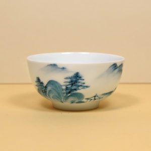 Chinese Blue & White Teacup