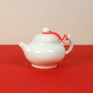Chinese Bone China Teapot