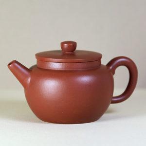 Yixing Ping Gai Lan Zi Teapot