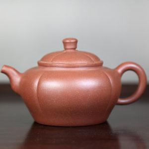 Yixing Qing Shui Ni Classic Teapot with Panels