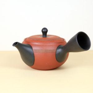 Tokoname Pinpoint Design Teapot