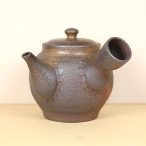Japanese Tokoname Mimeo Yohen Teapot